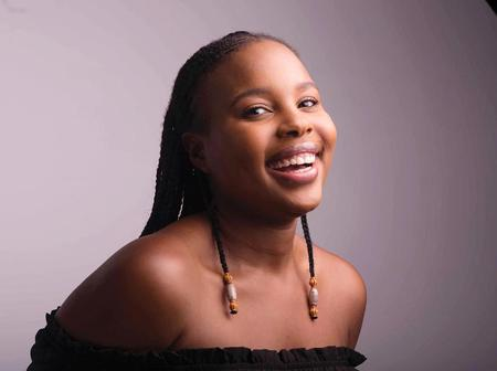 Skeem Saam Actress Mogau Motlhatswi Surprised Many When She Posted This Picture