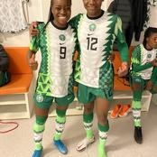 Meet the Paynes, Nigeria 's footballing brother and sister