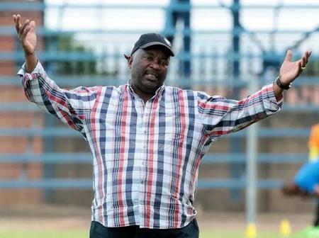 OPNION: Jomo Sono says he will everlastingly be Jomo Cosmos coach!