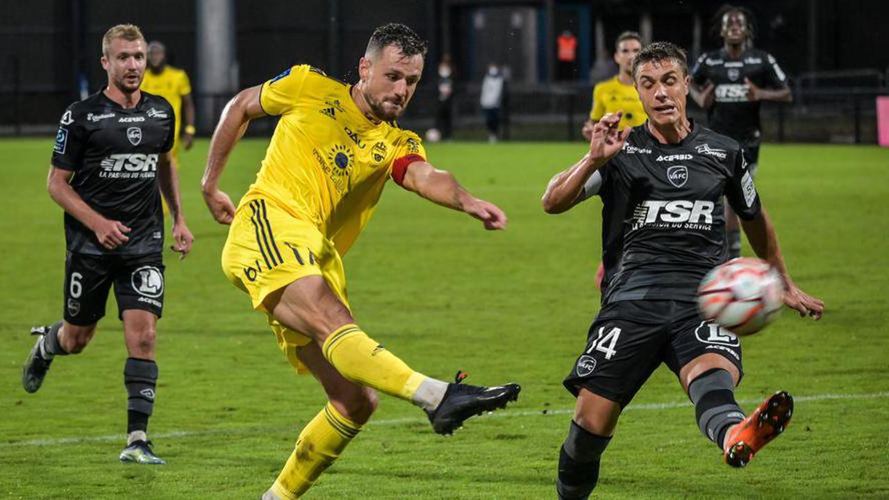 Ligue 2: le Pau FC freiné par Valenciennes (1–1)