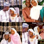 The Hausa Prince Who Is Getting Married Today, See What He Said About His Bride Weeks Ago