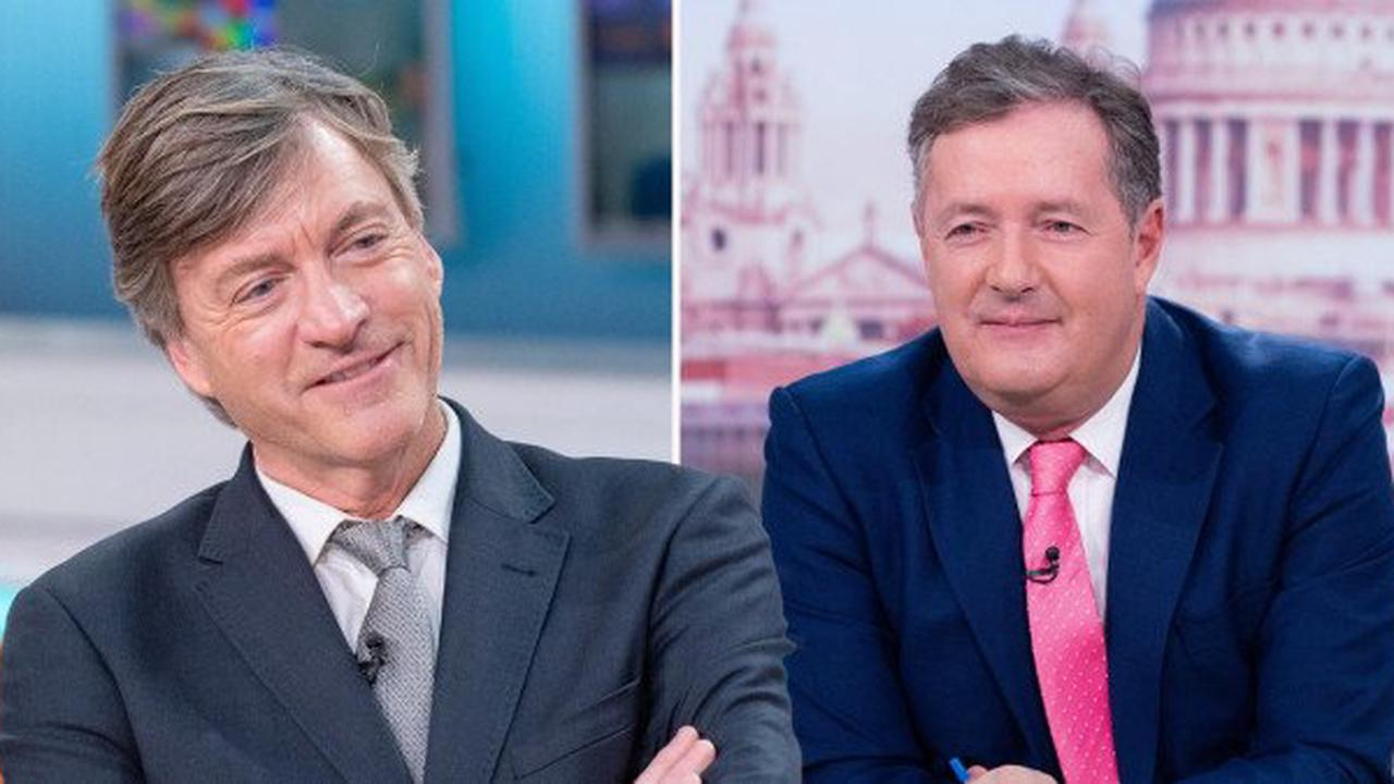 Richard Madeley 'favourite to replace Piers Morgan on Good Morning Britain'