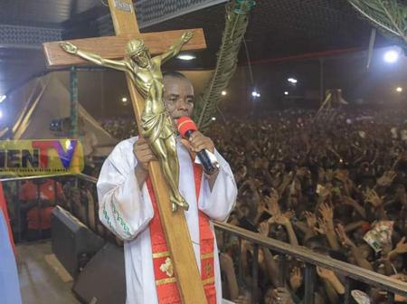 There Is Power In The Church, Catholic Church Is Blessed-Mbaka Dishes Out Powerful Testimonies