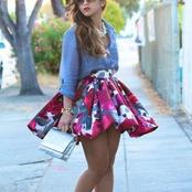 Look stylish and elegant with this stylish outfits
