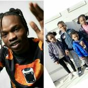 Naira Marley Is Blessed With 4 Beautiful Kids, Checkout These Photos Of His Children