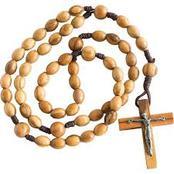 La prière du chapelet catholique elle biblique ?