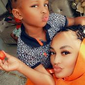 Zari Hassan's Latest Pic With Tiffah Has Caused A Fuss Online