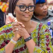 Meet The Wife Of Governor Dapo Abiodun Who Is A Stunning Beauty. (See Photos).