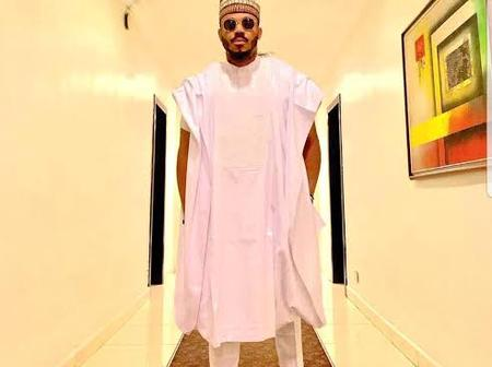 Fashion: See cute photos of Igbo celebrities that look good in Agbada