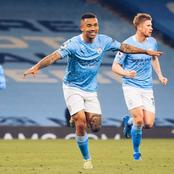 Man City 4 – 1 Wolves