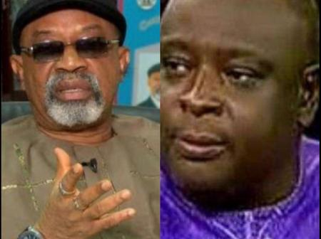Babajide Reacts to the Corruption Allegations against Ngige and NSITF Board Suspension Crisis