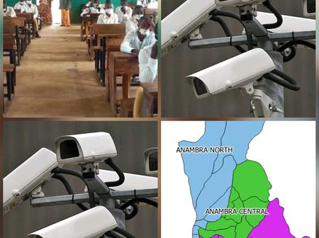 Gov. Of Anambra State Plans To Make Use Of CCTV Cameras To Avoid Examination Malpractice
