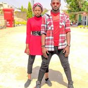 Recent Stunning Pictures of Kb International and Momee Gombe.