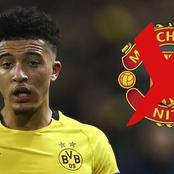 Frustration In Manchester United's Moves For Jadon Sancho