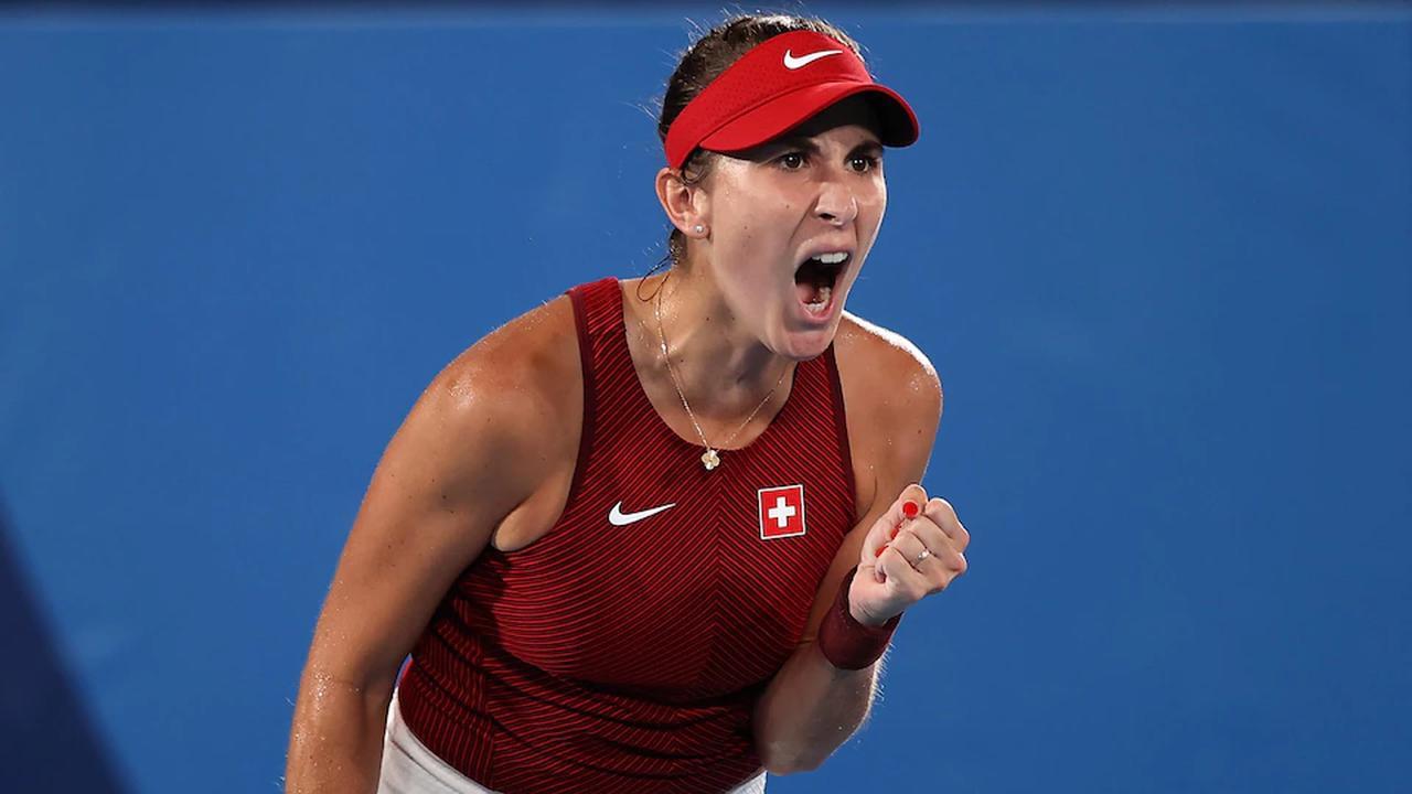 Belinda Bencic décroche le titre en simple aux Jeux de Tokyo