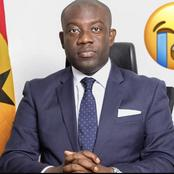 Trending- Another 'sad' news hits Kojo Oppong Nkrumah and the NPP amid the election petition saga