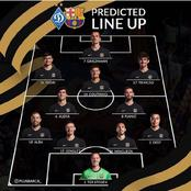 I Will Stop Supporting Barcelona If Koeman Uses This Starting Eleven Against Dynamo Kiev Tonight