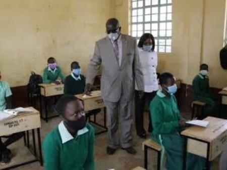 Popular Well Performing School In Western Put On the Spot On KCSE Cheating Allegations By Cs Magoha