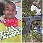 Nairobi's Killer Cop Hessy wa Dandora Dramatically Guns Down A Thug He Had Previously Warned