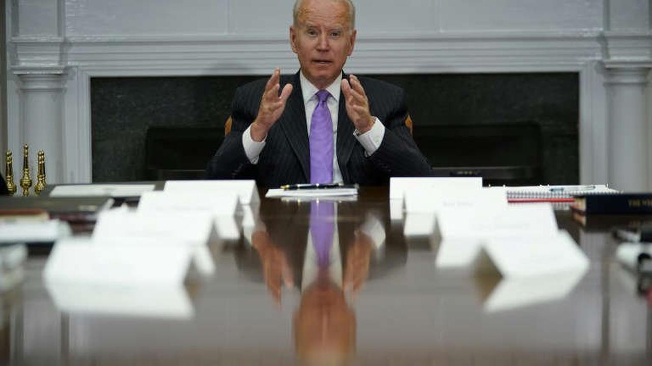 Biden lays out plan to curb violent crime surge