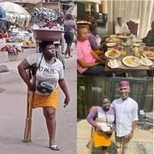 No Condition Is Permanent, See What An Organization In US Wants To Do For Mary, The Disabled Hawker