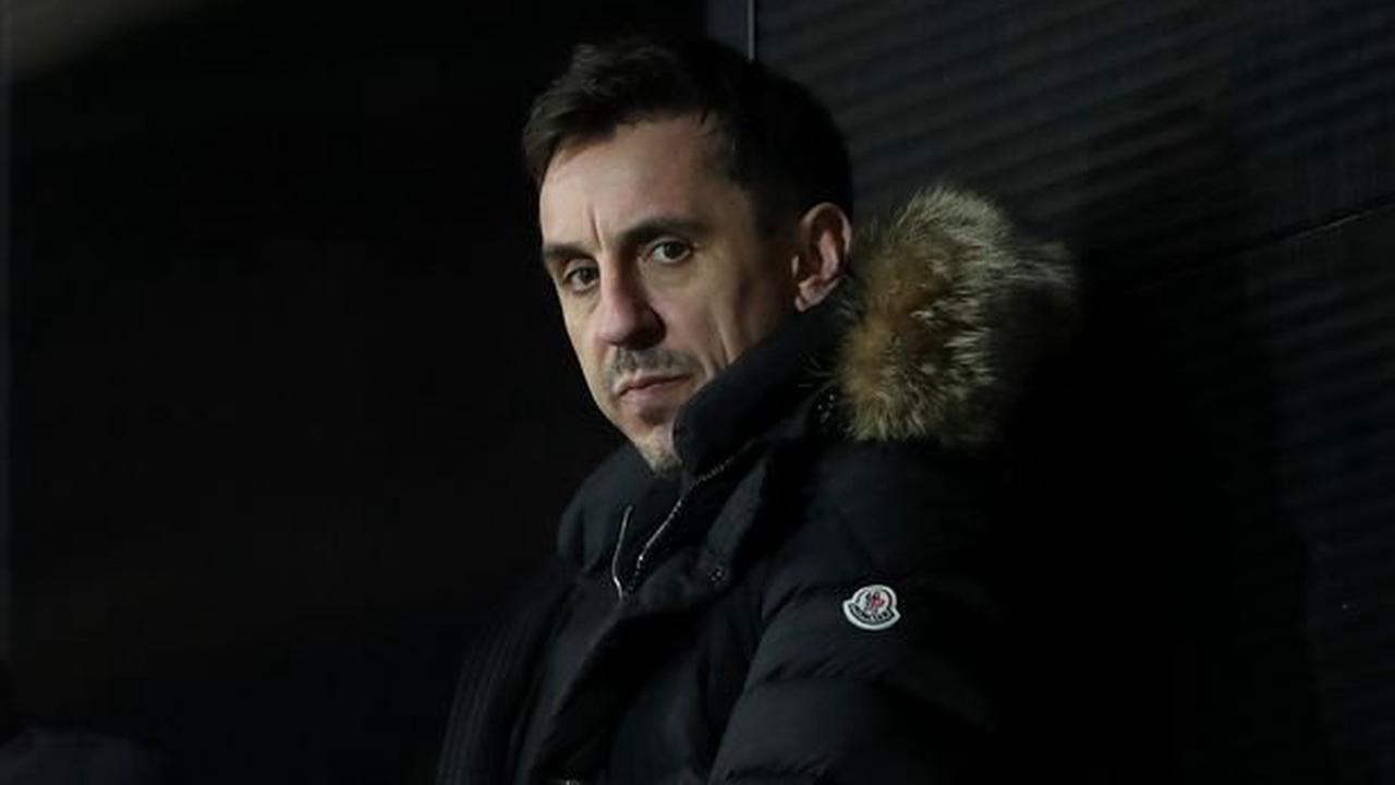 Manchester United legend Gary Neville admits Salford City manager sacking mistake last season