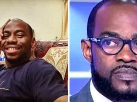 Makosso à André Silver Konan : << Tu deviendras mon petit journaliste reporter >>
