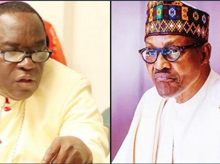 Presidency Finally Replies Bishop Kukah, See What They Said