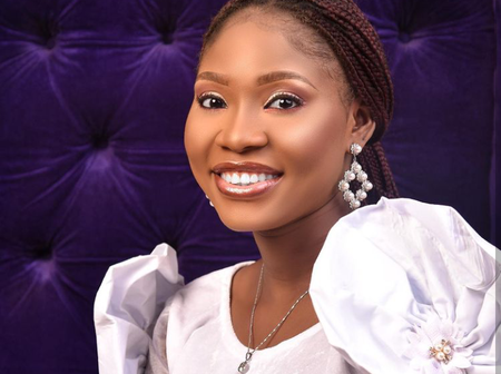 Check Out Beautiful Pictures Of Tolu Adegboyega Who Acted As 'Flora' In Mount Zion's 'Abbatoir'