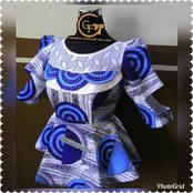 Fashionistas, Check Out Stylish And Gorgeous Ankara Blouse Styles For You