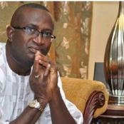 Fmr Senator Beg Hoodlums Who Looted His House To Please Return His Father's Judge Robes