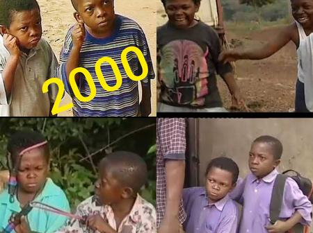 Nollywood Actor, Pawpaw Is 39 Years Old Today, See His Photos And The Things That Made Him Famous