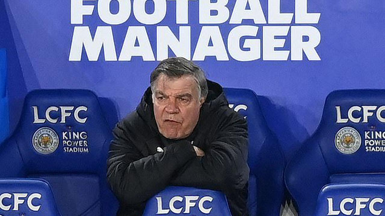 West Brom's battle to avoid relegation is a 'tall order' after Leicester defeat, concedes Sam Allardyce