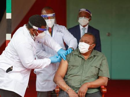 Uproar As Controversial Reasons Why Kenya Is Banning Covid-19 Vaccine from Private Firms Leak