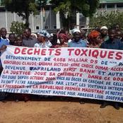 Affaire déchet toxique en CI : Bonne nouvelle pour les victimes