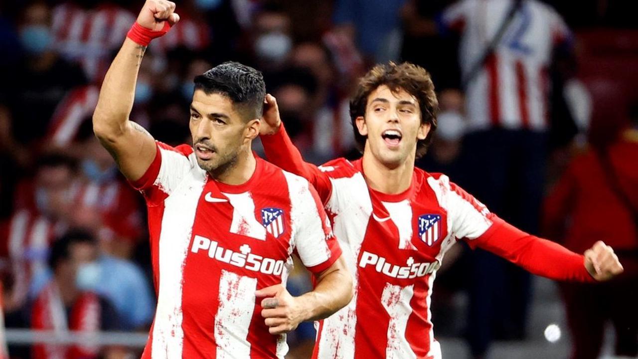 Liga : Luis Suarez n'a pas raté ses débuts avec l'Atlético