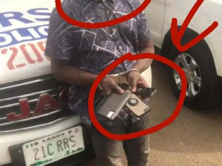 See the pickpocket that said he had stolen 240 phones from commuters (see expensive phones he stole)