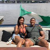 Anthony Joshua Sure Knows How To Enjoy Life: See 50 Beautiful Photos Of Him Catching Cruise