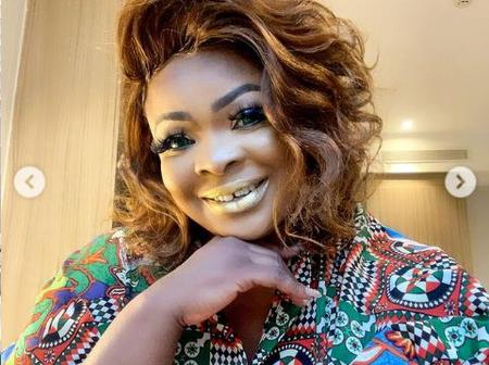 Dayo Amusa Shares What She Values Most And It Sparked Reactions