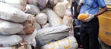 Police Seizes Hard Drug Valued At N150M During Operation