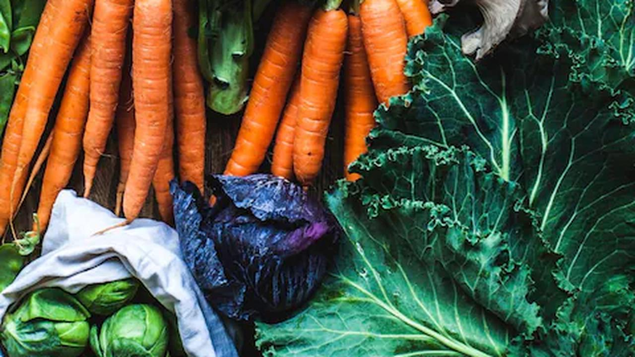 Being vegetarian makes you less likely to develop cancer and heart disease, major study finds