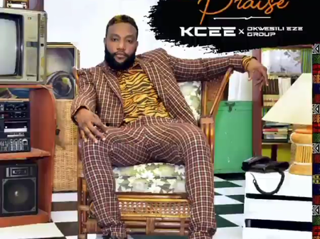 Singer Kcee set to release Cultural Praise album Vol. 1-5 after he was sued over copyright issue