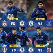 See the Chelsea's next four tough fixtures they may likely not survive