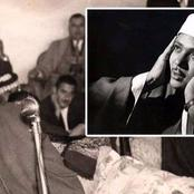 رفض عرض ملك المغرب ونجا من الموت في حادث شهير ووصيته تحققت بعد 32 عاما من رحيله.. عبدالباسط عبدالصمد