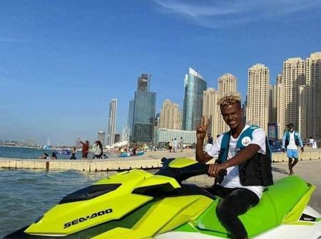 La toile s'enflamme face à cette photo de Deversaille à Dubai qui vit la belle vie