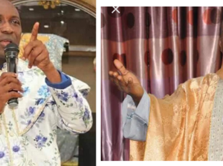 Your Fake Prophecy Is Responsible For Crisis In Imo State - Primate Ayodele Tells Father Mbaka