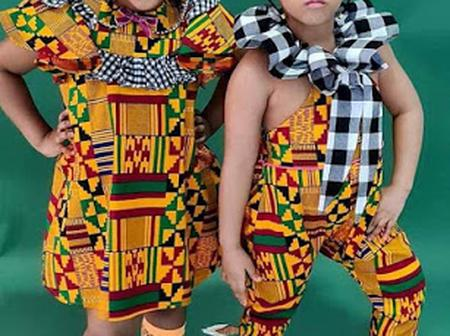 20+ Classy And Trendy Ankara Styles For Kids