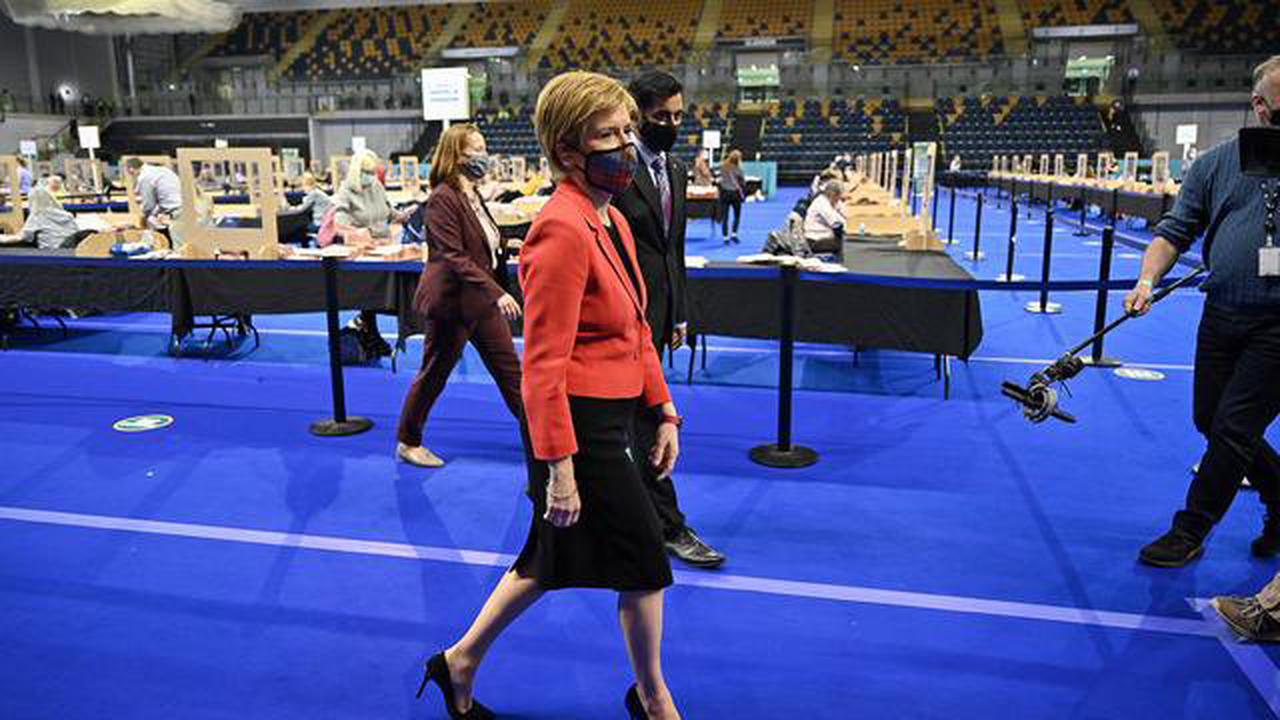Scotland's crucial election on knife edge as pro-independence party heads for win