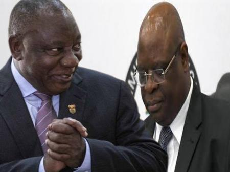 Zondo Recalls The Commander And Chief - SOUTH AFRICA