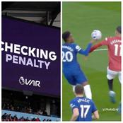 Opinion: This Decision In The First Half Of United's Clash Showed The Inconsistency Of VAR
